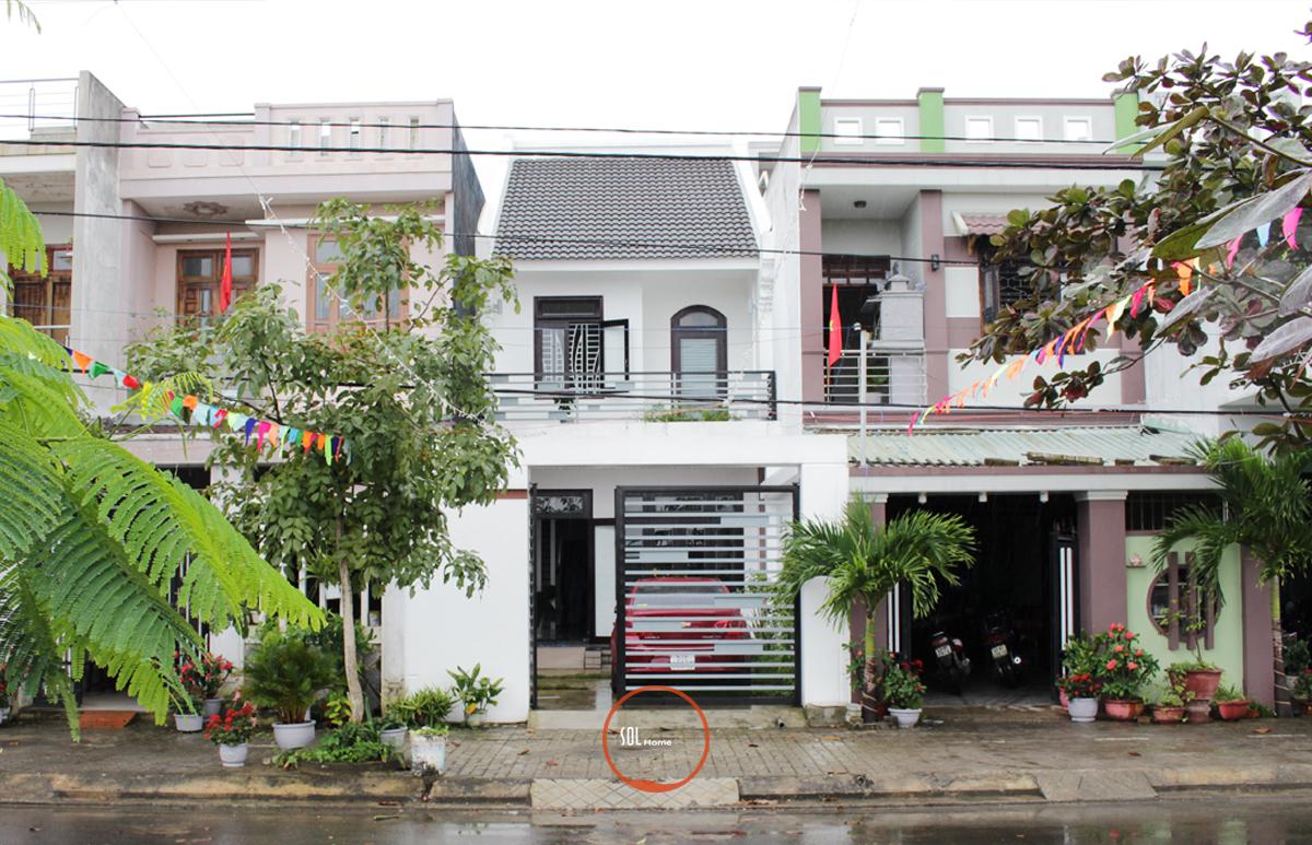 Nhà Phố chị Tiến – Đà Nẵng